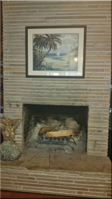 Mike and Megan Boling Fireplace